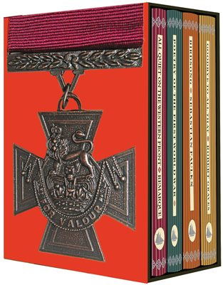 Book cover for First World War 4-book boxed set
